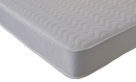 deep quilted semi ortho memory foam mattress