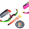 Light Up Toy Bow and Arrow Playset