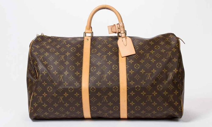b29ccda19508 Sac de voyage Keepall Louis Vuitton seconde main