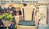 Urban Mining Homewares - Southmoreland: $15 for $30 Worth of Elegant Antiques, Furniture, Textiles, and More at Urban Mining Homewares