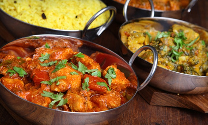 Taste of India - 4: $10 for $20 Worth of Indian Cuisine at Taste of India in Franklin