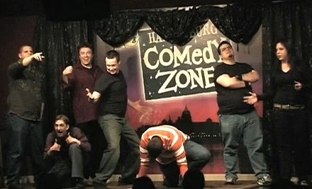 Don't Break the Streak at Harrisburg Comedy Zone on Sun., March 20 at 6PM - Don't Break the Streak in New Cumberland
