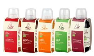 Aloebio: 3 o 5 integratori alimentari con aloe vera a scelta da Aloebio (sconto fino a 56%)