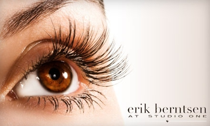 Erik Berntsen at Studio One - Corbet - Terwilliger - Lair Hill: $199 for a Fabulash Eyelash Extension Starter Set from Erik Berntsen at Studio One ($395 Value)