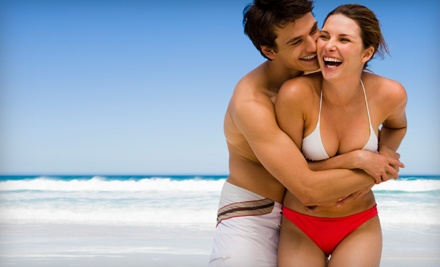 One Sunless Spray-Tan Session (up to a $29.95 value) - Club Sun Tanning Salon in