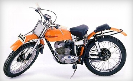 Motorcycle Hall of Fame Museum - Motorcycle Hall of Fame Museum in Pickerington