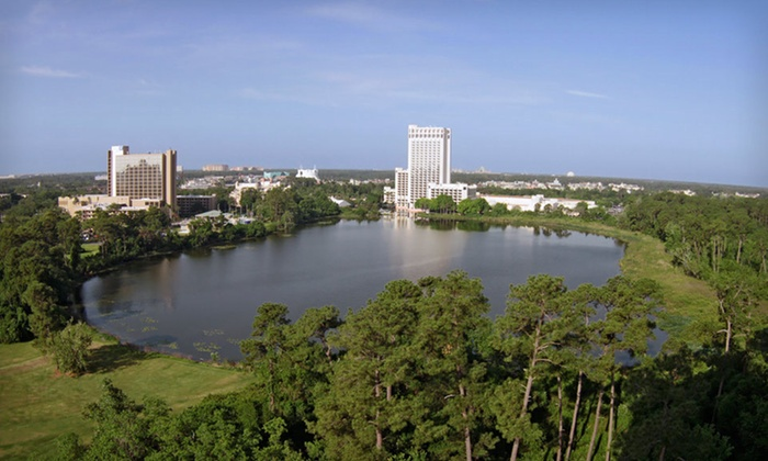Best Western Lake Buena Vista Resort Hotel - Greater Orlando, FL: Three-, Four-, or Five-Night Stay in Deluxe Queen Room at Best Western Lake Buena Vista Resort Hotel in Greater Orlando