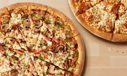 Papa John's — Up to 46% Off Pizza