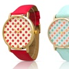 Women's Polka-Dot Fashion Watches