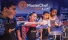 MasterChef Junior Live! –  Up to 34% Off Cooking Show