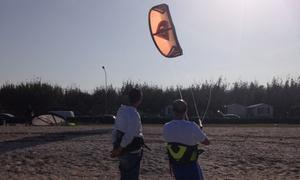 Blaskite: Una o 3 lezioni di kite surf per una o 2 persone da Blaskite (sconto fino a 87%)