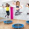 Jumping-Fitness auf dem Trampolin