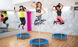 MissFIT: Jumping fitness: 4 wejścia za39,99 zł i więcej w MissFIT(do -39%)