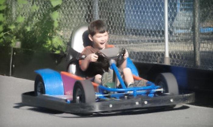 FunPlex Fun Park - East Greenbush: $20 for a 10-Attraction Pass at FunPlex Fun Park (Up to $40 Value)