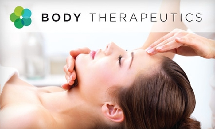 Body Therapeutics - Indian Lake East: $25 for 45-Minute Therapeutic Massage ($55 Value) or $40 for Acupuncture Consultation and Treatment ($90 Value) at Body Therapeutics
