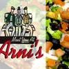Half Off at Arni's Restaurant