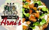 Arni's Restaurant - Multiple Locations: $15 for $30 Worth of Pizzas, Salads, and More at Arni's Restaurant