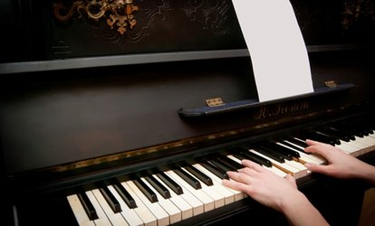 image for Eight Individual Music Lessons at UK Pianos Hackney (Up to 75% Off)