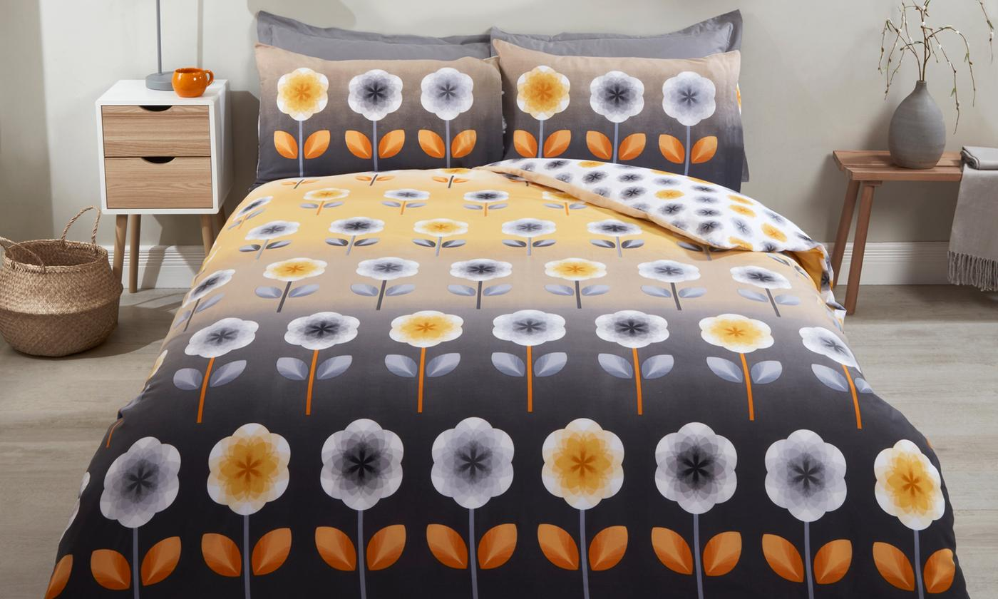 Rapport Home Carrie Reversible Duvet Set