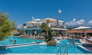 Palazzo Della Spiaggia: Percorso benessere da 3 ore o open day in tenda - piscina e talassoterapia al Palazzo Della Spiaggia (sconto fino a 38%)