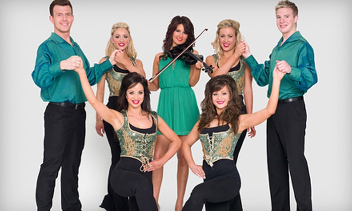 Celtic Nights - University of Kentucky: Celtic Nights Music-and-Dance Show at Singletary Center for the Arts on Saturday, March 2 (Up to $44.50 Value)