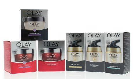 Olay Total Effects 7 in 1 or Micro-Sculpting Cream Anti Aging For Day or Night