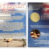 JFK Memorial Coin And Stamp Collection