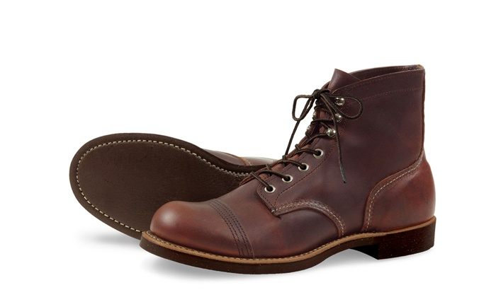 Red Wing Heritage Boots - Red Wing Shoe Store | Groupon