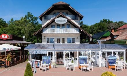 Kolberg/Ostsee: 2-8 Tage für Zwei inkl. Wein und Wellness-Behandlung im Villa Puerto Hotel