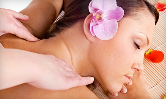 Bliss & Care - Multiple Locations: Massage, Facial, or Both with Foot Massage, Beverage, and Chocolates at Bliss & Care (Up to 56% Off)