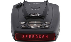 Escort Passport S75g Radar Detector with GPS with Auto Lockout