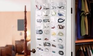 Rangement pour bijoux à suspension