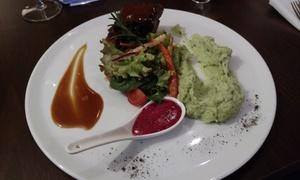Restauracja Bellevue: Zupa i danie główne dla 2 osób za 69,99 zł i więcej opcji w Restauracji Bellevue w Gdańsku (-60%)