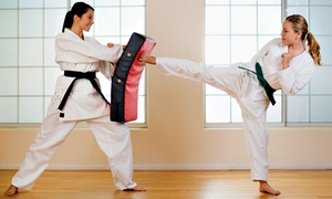The Edge Taekwon-Do Academy: Two Weeks or One Month of Unlimited Classes at The Edge Taekwon-Do Academy (Up to 71% Off)