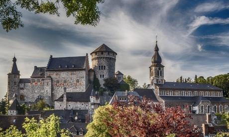 Sparangebote: Mittelalterliche Rittermahl auf der Burg Stolberg mit der Zinkhütter Hof Event Gastronomie (bis zu 39% sparen*)