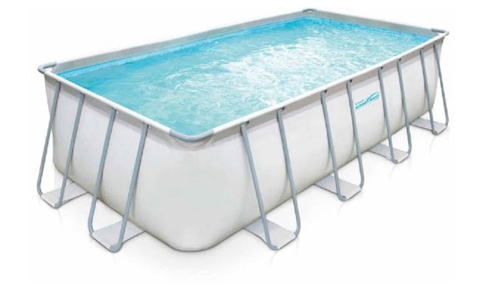 piscine hors sol ovale Sigean
