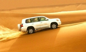 Princess Tourism: Desert Safari for One, Two, Four or Six with Princess Tourism (Up to 54% Off)