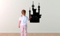 Bon dune valeur de 120 € en autocollants décoratifs pour mur chez Deco Your Wall