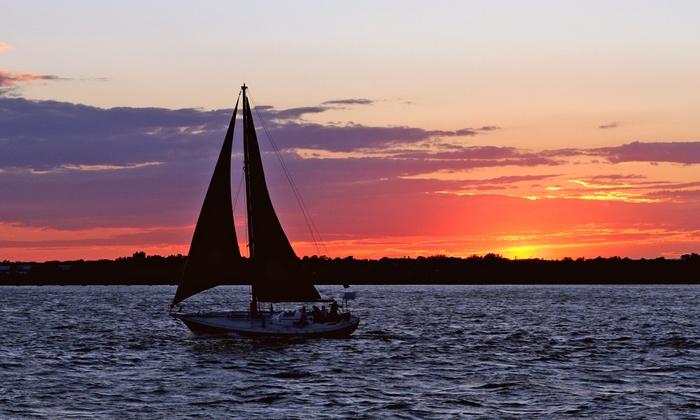 Captain Tyler Martin's Sailing Vessel Resurgam - Captain Tyler Martin's Sailing Vessel Resurgam: $174 for a Private Sailing Lesson from Captain Tyler Martin's Sailing Vessel Resurgam ($495Value)