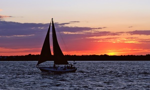 Captain Tyler Martin's Sailing Vessel Resurgam: $199 for a Private Sailing Lesson from Captain Tyler Martin's Sailing Vessel Resurgam ($495Value)