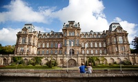 The Bowes Museum and Gardens: Entry For One or Two (Up to 50% Off)