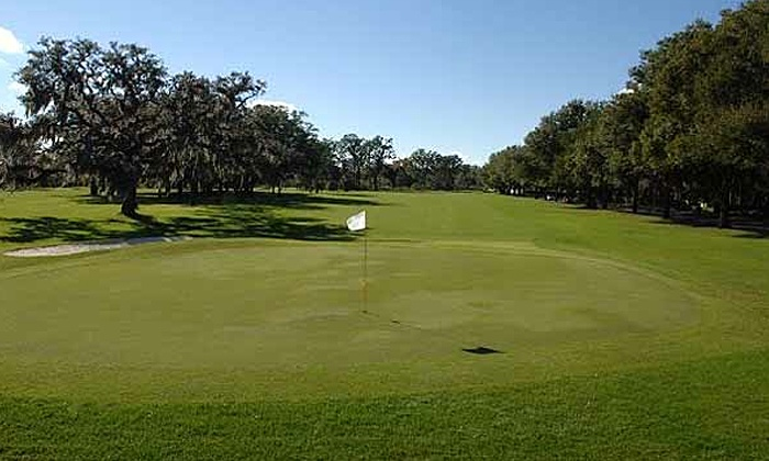 Winter Park Country Club - Winter Park: Nine-Hole Round of Golf for Two or Four with Pull-Cart Rentals at Winter Park Country Club (Up to 65% Off)