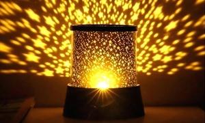 Veilleuse à effets étoiles LED