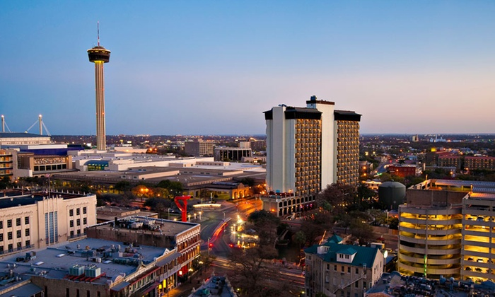 null - Austin: Stay at San Antonio Marriott Northwest in Texas