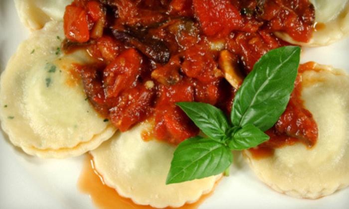 Maurilio's Italian Cuisine - West Jordan: Italian Food at Maurilio's Italian Cuisine (Half Off). Two Options Available.