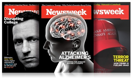 One-Year, 50-Issue Subscription to Newsweek from Blue Dolphin Magazines (35% Off) 3e9005a2-c4e8-4820-8bc2-5672e3f2ebe7