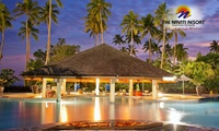 Fiji: up to 7-Night All-Inclusive Stay For Up to Four with Meals, Welcome Drink and Activities at 4* The Naviti Resort