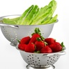 Two-Piece Stainless Steel Colander Set