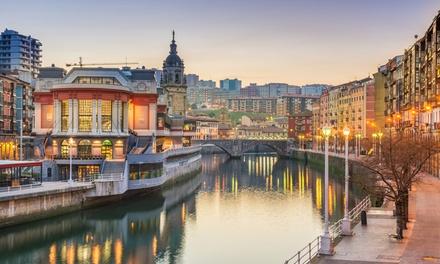 Groupon.it - Bilbao: camera standard e colazione opzionale per 2 persone presso Hotel Vincci Consulado de Bilbao