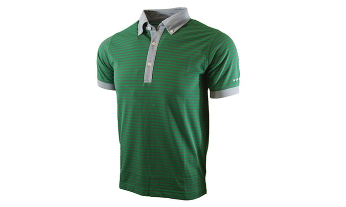 Dunning Golf Men's Performance Polo